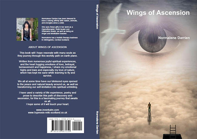 Wings of Ascension- Book